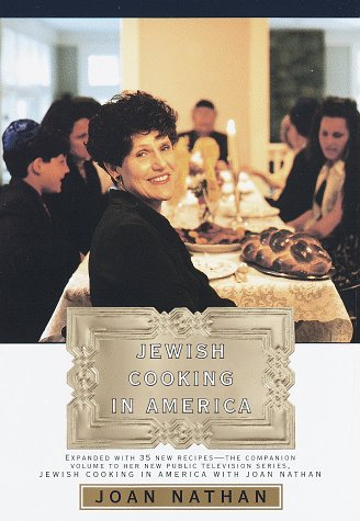 Jewish Cooking in America: Expanded Edition (Knopf Cooks American)