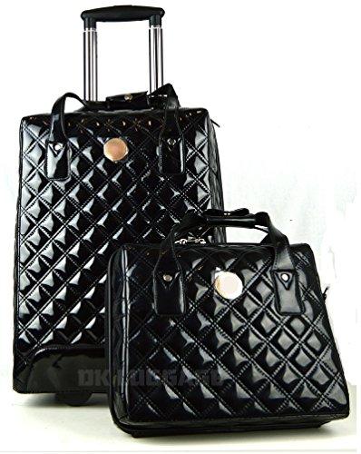 set-of-2-easyjet-cabin-size-trolley-case-with-matching-vanity-bag-cabin-case-vanity-case-black