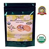 Herbs India - Moringa Oleifera Organic Seeds (100) - 100% USDA Organic - High Germination Rate PKM1 Seeds