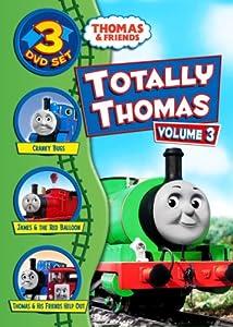T&F: TOTALLY THOMAS 3PK VOL. 3 (DVD MOVIE)