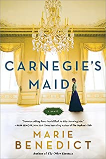 Book Cover: Carnegie's Maid: A Novel