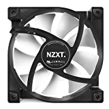 NZXT Technologies FN V2 120mm Performance Case Fan Cooling RF-FN122-RB