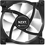 NZXT Technologies FN V2 120mm Performance Case Fan Cooling RF-FN122-RB