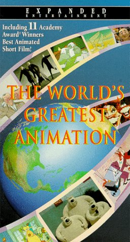 World's Greatest Animation [VHS]