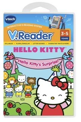 Imagen de Vtech V.Reader animado E-Book Reader - Hello Kitty