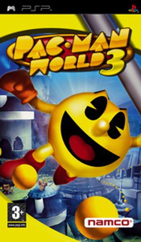 Pacman World 3 Used (PSP)