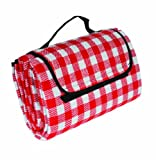 Search : Camco 42801 Picnic Blanket &#40;51&quot; x 59&quot;, Red&#47;White&#41;