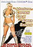 Adventures Of Capt. Cock And Super Snatch, The - DVD