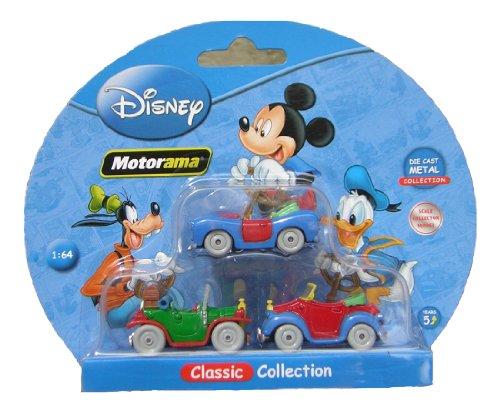 Disney Motorama 1:64 Die Cast Cars Metal Collection