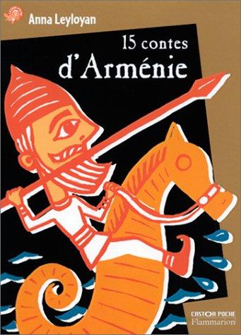 15 [Quinze] contes d'Arménie