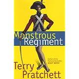 Monstrous Regiment: A Novel of Discworld ~ Terry Pratchett