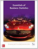 img - for Essentials of Business Statistics with Connect Access Card book / textbook / text book