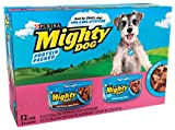 Mighty Dog 2-Flavor Variety Pack, 5.5-Ounce Tins (Pack of 24)