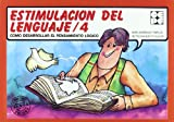 img - for Estimulaci n del lenguaje, 4 book / textbook / text book