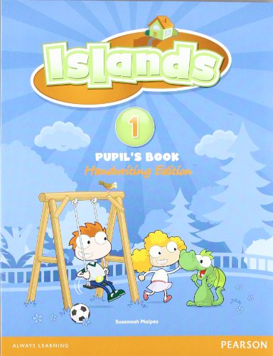 Islands Spain Level 1 Pupil's Book Pack
