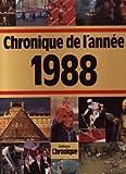 """Afficher """"Chronique de l'année 1988"""""""