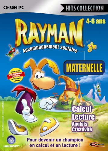 Rayman – Accompagnement scolaire, Maternelle 4-6 ans