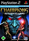 echange, troc Champions: Return to Arms [import allemand]