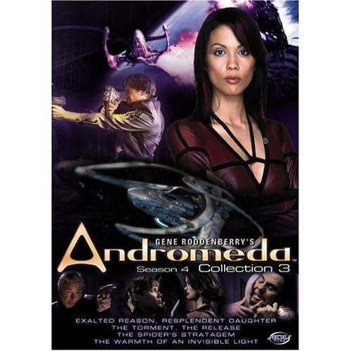 Andromeda Season 4 Volume 4.3 movie