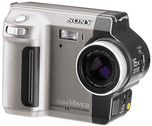 Sony Mavica MVC-FD90