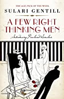A Few Right Thinking Men (The Rowland Sinclair Mysteries Book 1) (English Edition)