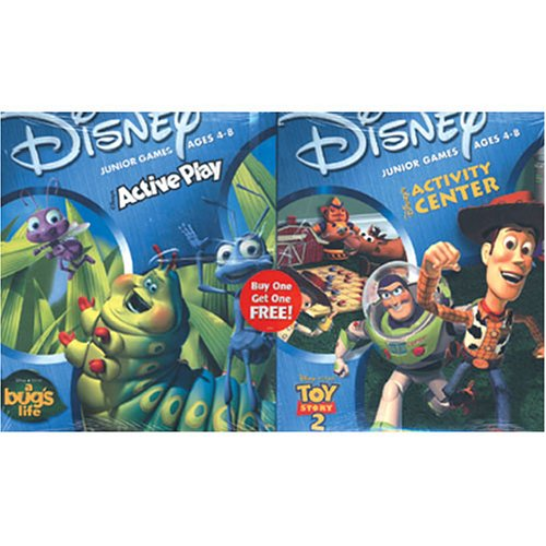 Toy Story 2 / A Bug's Life Activity Center