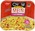 Nissin Chow Mein Q&E Shrimp, 4-Ounce Units (Pack of 8) by Nissin