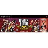 Guitar Hero Aerosmith Bundle Wired - PlayStation 2