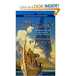 Cover of The Chosen by Ricardo Pinto