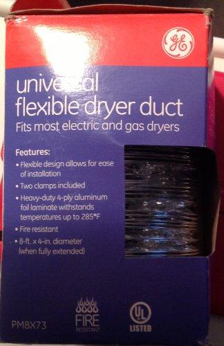 GE Universal Flexible Dryer Duct