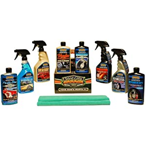 Surf City Garage Toolbox Car Care Kit