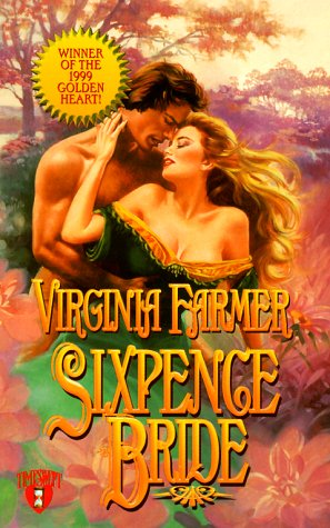 Image for Sixpence Bride (Timeswept)