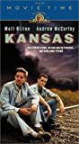 Kansas VHS Tape