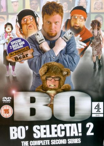 Bo' Selecta! - Complete Second Series [DVD] [2002]
