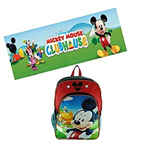 Amazon.com: Disney Jr. Mickey Mouse Clubhouse Mickey 16