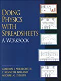img - for Doing Physics With Spreadsheets: A Workbook book / textbook / text book