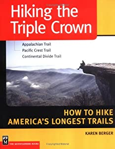 "Cover of ""Hiking the Triple Crown : Appal..."