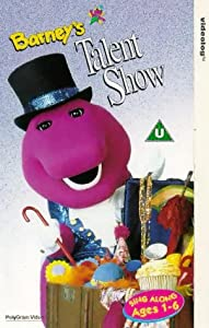 Barney: Barney's Talent Show [VHS]