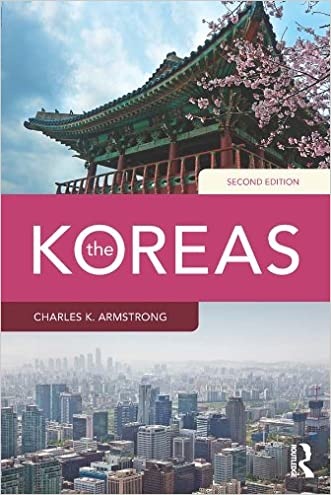 The Koreas written by Charles K. Armstrong