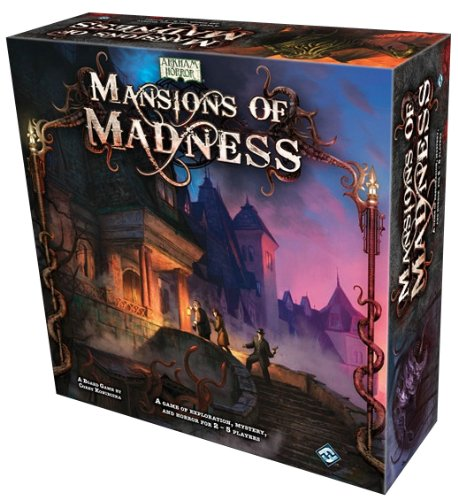 Buy Low Price Fantasy Flight Games Mansions of Madness Figure (1616610158)