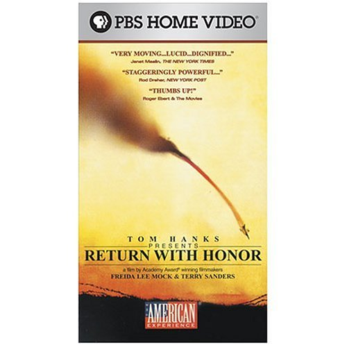 The American Experience - Tom Hanks presents Return with Honor [VHS]