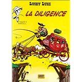 Lucky Luke, tome 1 : La Diligencepar Morris