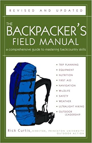 Backpacker's Manual for Hikers