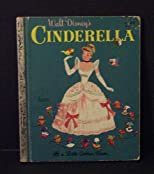 Walt Disney&#39;s Cinderella a Little Golden Book (103-4)