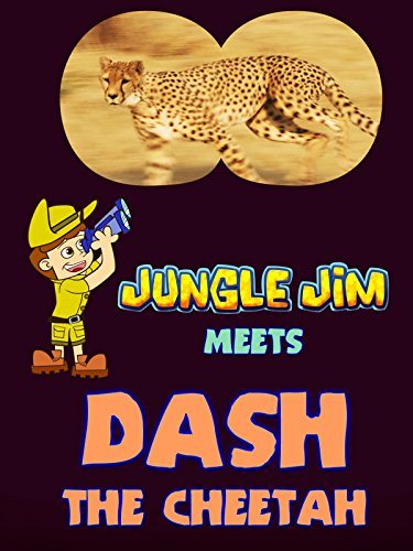 Jungle Jim Meets Dash The Cheetah
