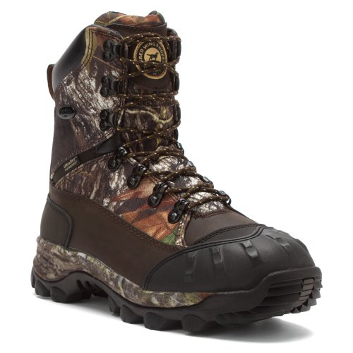 Irish Setter Men's Grizzly Tracker WP 1000 Gram 9″ Big Game Boot