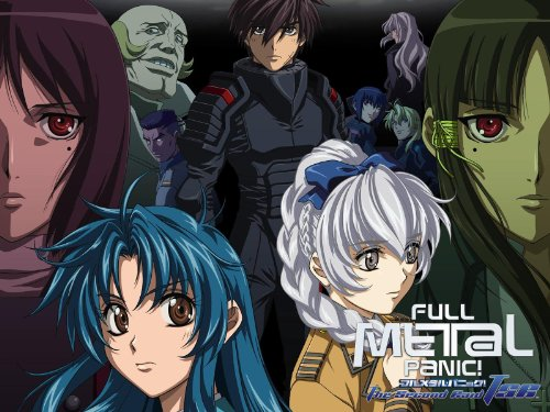 Fullmetal Panic the Second Raid Season 3