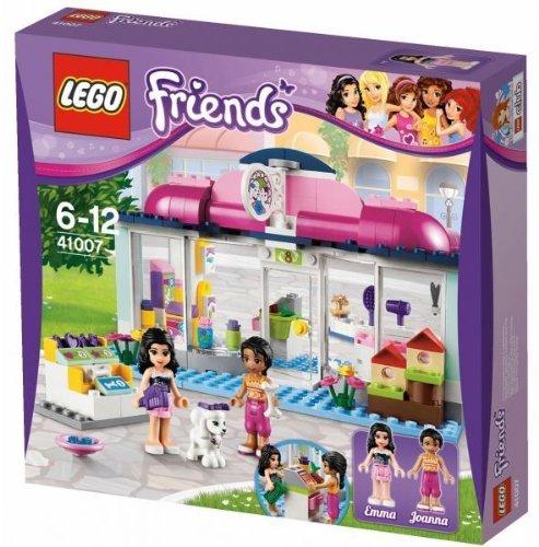 Lego Friends, Il salone di bellezza degli animali