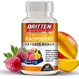 ULTRA Strong Raspberry Ketone | 5000mg | Highest Rated 5 STAR! | Weight Loss Diet Pills | Fat Burner For Men & Women | Appetite Suppressant | Easy To Swallow Capsules | Slimming Supplement | Designed To Target Fat And Speed Up Metabolism | UK's Best Raspberry Ketones | 100% MONEY BACK GUARANTEE | 1 MONTH SUPPLY | FREE DIET PLAN EBOOK WITH EVERY ORDER
