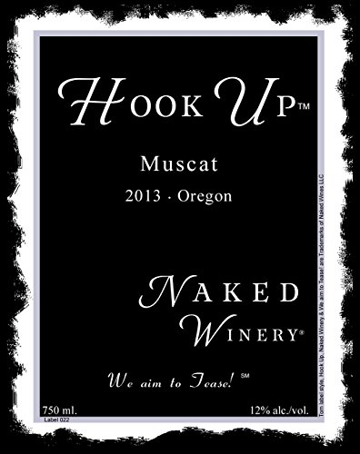 2013 Naked Winery Hook Up Muscat 750 Ml